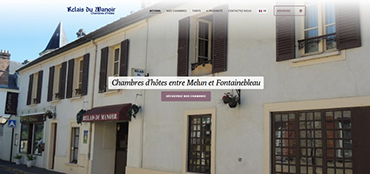 creation site web chambre d'hotes