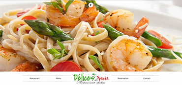 creation site web pour restaurant